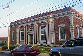 Haverstraw, New York - Haverstraw Post Office