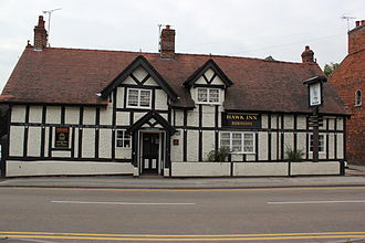 Haslington - Hawk Inn, Haslington