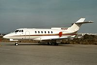 N82RP - FA7X - National Airlines