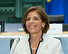 Hearings Hearings Stella Kyriakides (Cyprus) - Health (48828012607) (cropped).jpg