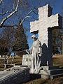 Heck monument, Sewickley Cemetery, 2014-12-26, 02.jpg
