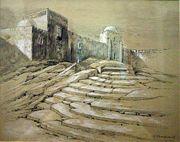 Hagar's steps