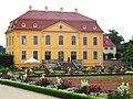 Heidenau - Barockgarten Großsedlitz (Friedrichsschlösschen; Obere Orangerie; Untere Orangerie; Kammergut Sedlitz) Parkstraße 87 - 20200802151622.jpg