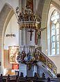 Heilbad Heiligenstadt Neustädter Kirchgasse 5 St. Ägidien Pfarrkirche (katholisch) Ausstattung Kirchhof 17.jpg