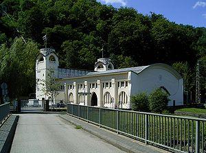 Jugendstilkraftwerk Heimbach
