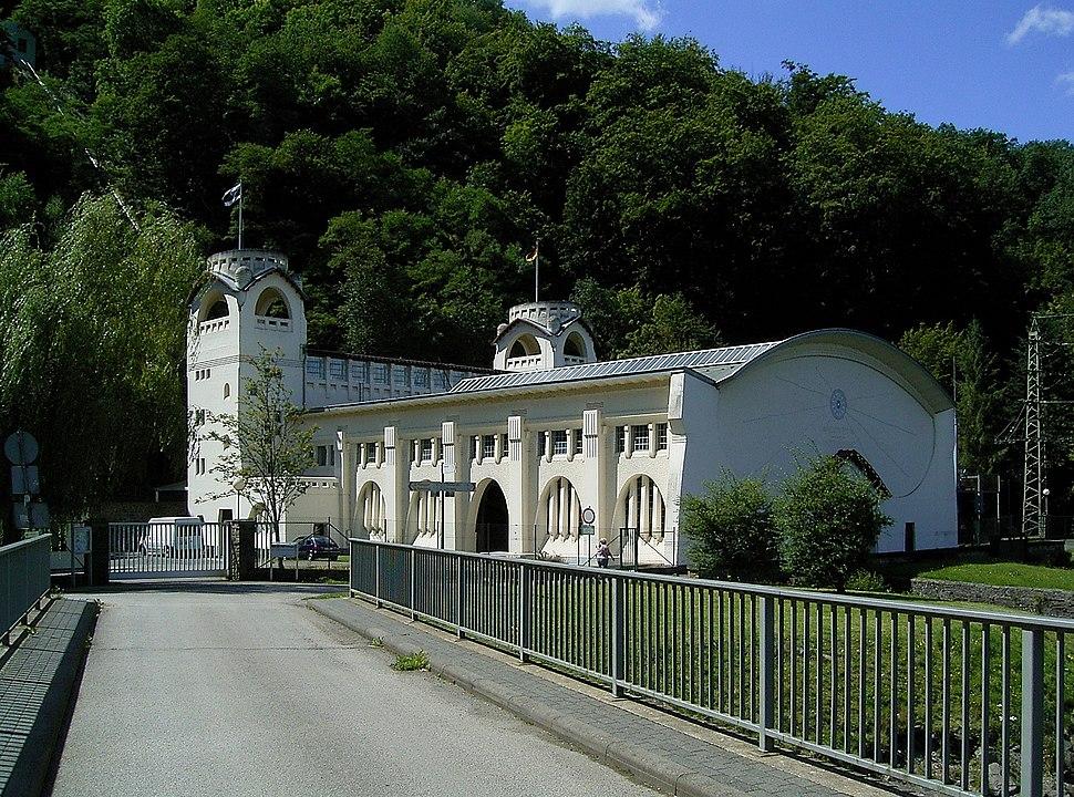 Heimbach - power plant 01 ies