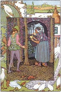 Jorinde and Joringel German fairy tale