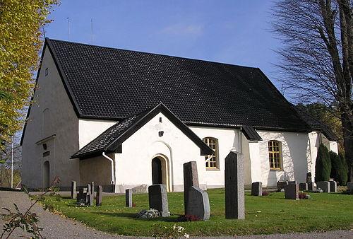 Hyltinge kyrka - Wikiwand