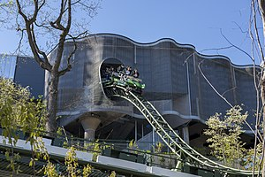 Helix (roller coaster) - Image: Helix, Liseberg 2014 04 26 12