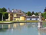 Hellbrunn Palace-Schloss Hellbrunn. Salzburg, Austria.jpg