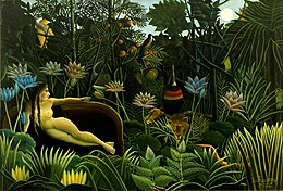 Henri Rousseau - Wikipedia, the free encyclopediarousseau paintings