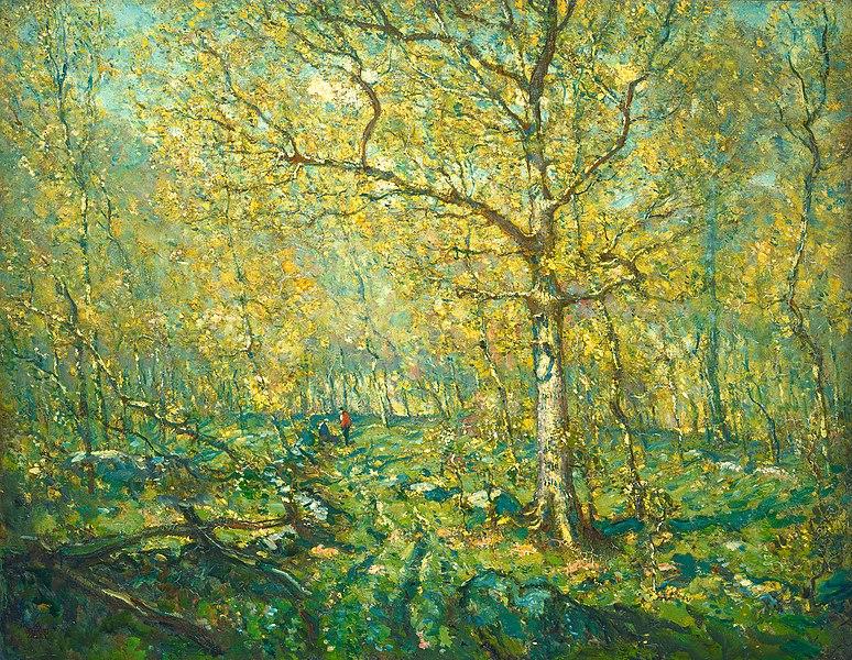 File:Henry Ward Ranger - Spring Woods (c.1910).jpg
