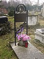 Henryk Luft-Lotar grave.jpg