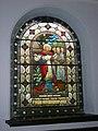 Heptonstall Methodist Church, Stained glass window - geograph.org.uk - 1360861.jpg