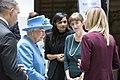 Her Majesty The Queen visit to 2 Marsham Street (23181090781).jpg