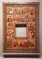 Hermitage hall 143 - 15 - Frame of the Icon with Twelve Great Feasts.jpg