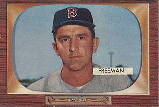 Hersh Freeman American baseball player