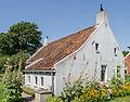 Het Hoogeland openluchtmuseum in Warffum, Blauhoes (achterzijde).jpg