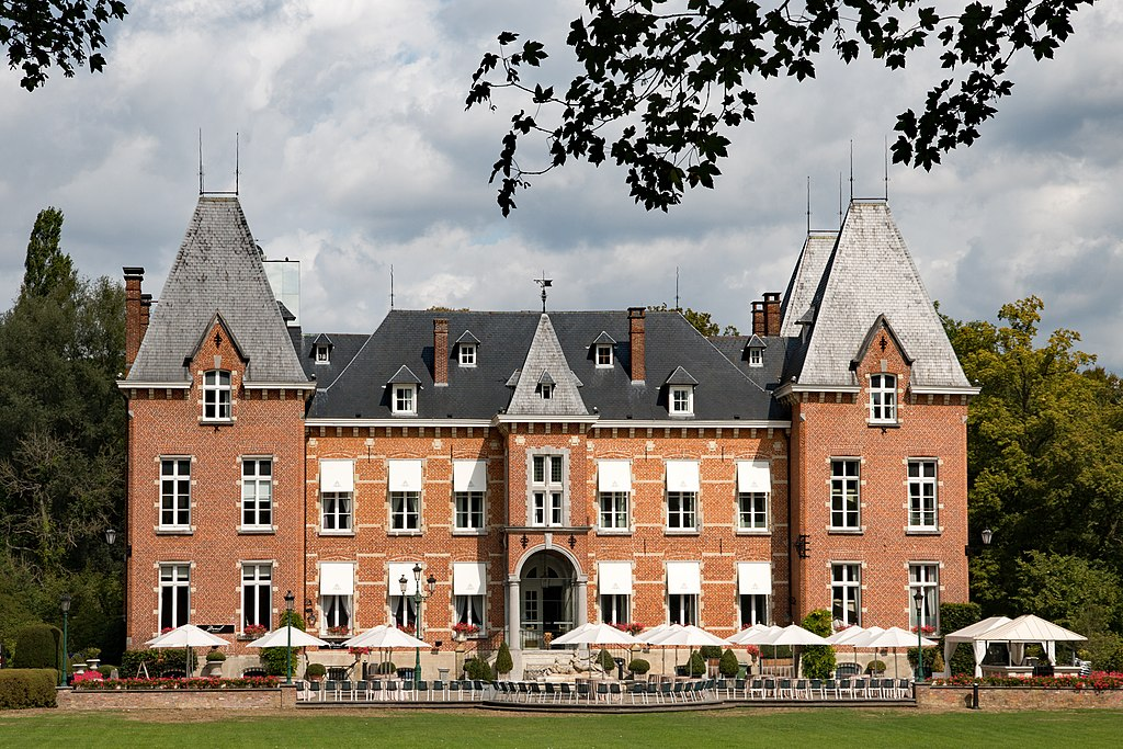Kasteel Gravenhof, Wedding ceremony & party castle, Belgium