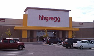 H. H. Gregg - An H. H. Gregg store in Hanover, Maryland; opened in 2010 in a former Circuit City location