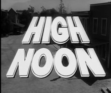 Archivo:High Noon (1952) - Trailer.webm