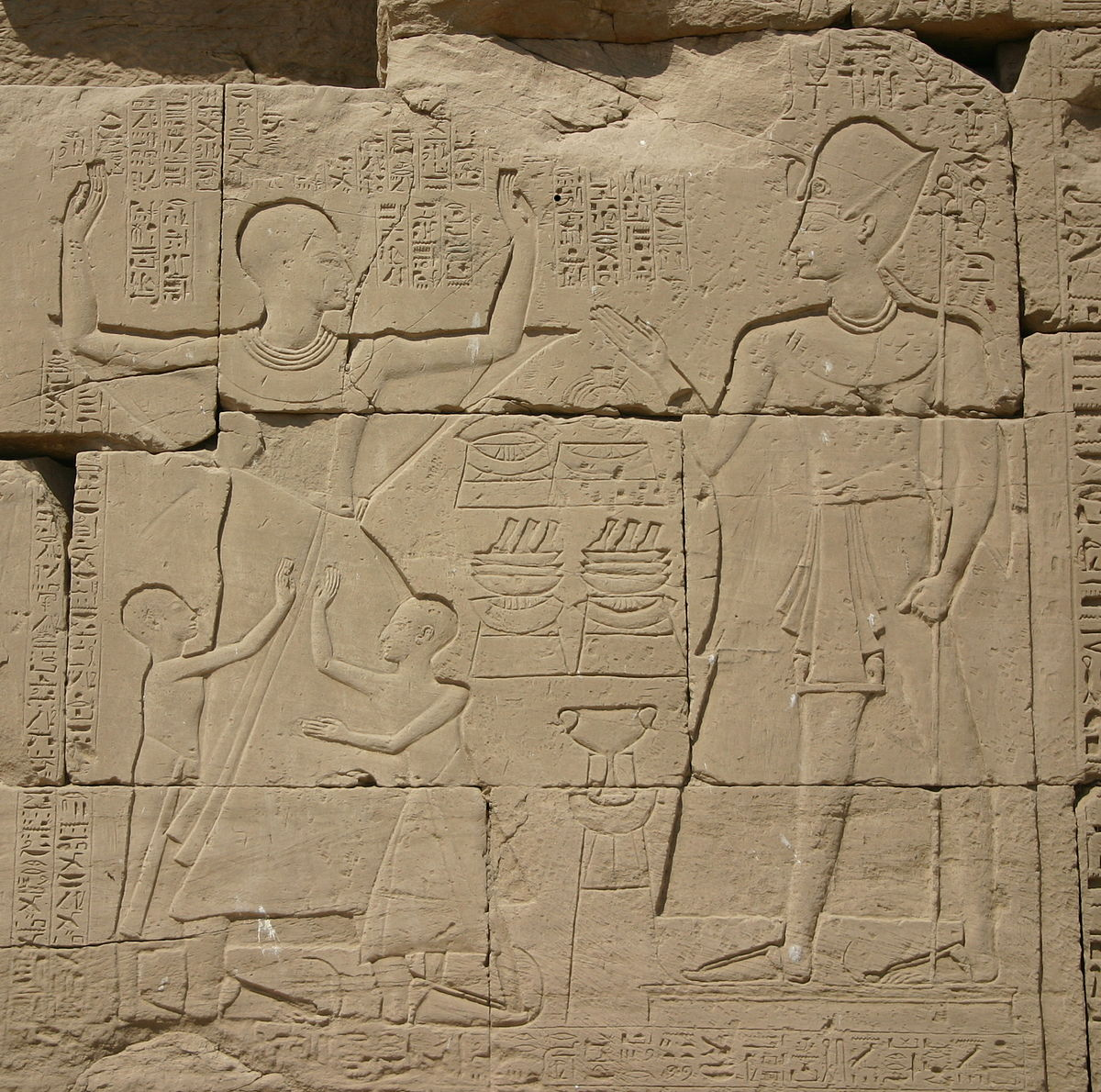 a tale of amenhotep One of the most iconic pieces of writing to come out of the middle kingdom was the tale of sinuhe sinuhe was a courier and assistant to the king of egypt, amenhotep i sinuhe was a courier and assistant to the king of egypt, amenhotep i.
