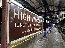High Wycombe sign, reverse.jpg