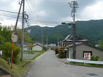 Hiraya, Nagano - Hiraya village