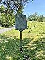 Historical Marker, Jewell Hill Cemetery, Walnut, NC (50528741711).jpg