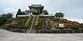 Hizen Inuyama Castle observation platform in Shiroishi.jpg