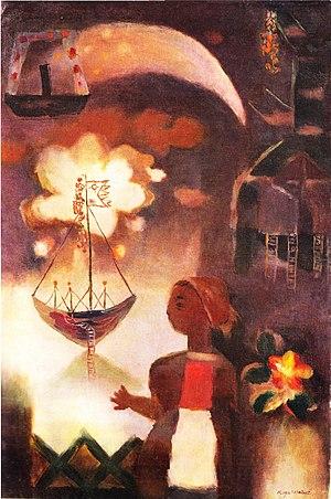 Harue Koga - Fireworks (1927)