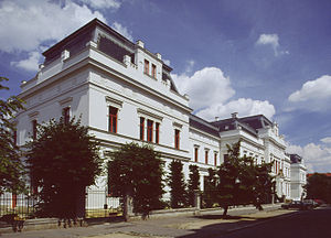 Academy of Fine Arts, Prague - Academy of Fine Arts in Prague - headquarters