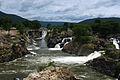 Hogenakkal Falls, area view.JPG