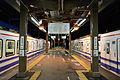 Hokuhoku line tookamachi station platform.JPG