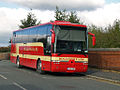 Hollinshead Coaches coach (YJ06 GMG), 31 October 2008 (2).jpg