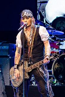 f179f5550 Johnny Depp - Wikipedia