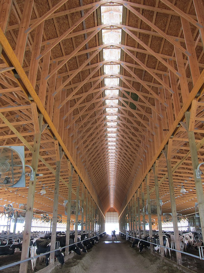 File:Homan Cow Barn built by Amish Craftsmen - panoramio.jpg