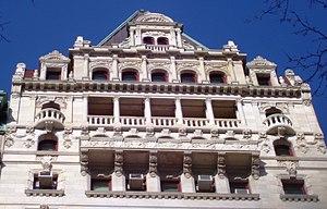 The Phoenix Companies - Image: Home Life Insurance Company Building 256 57 Broadway top