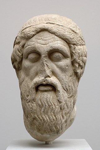 Гомер (около 460 дон.э.)