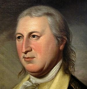Horatio Gates - General Gates as he appears at the National Portrait Gallery in Washington, D.C.