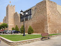 Hospitalet de l'Infant - Hospital Medieval de l'Infant Pere 1.jpg