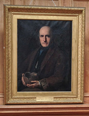 Andrew Jervise - Andrew Jervise as painted by Patrick Allan-Fraser