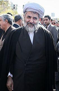 Hossein Taeb Head of the Iranian INtelligence service