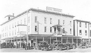South Fort George - Hotel Northern (1913)