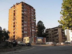 North Mitrovica - Image: House mitrovica