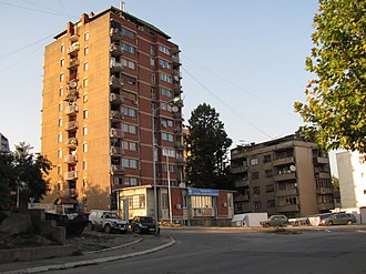 North Mitrovica - Image: House mitrovica
