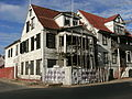 Houses at Waterkant, Paramaribo.JPG