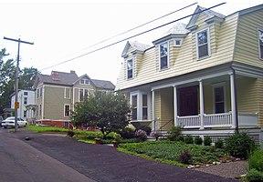Rossman-Prospect Avenue Historic District