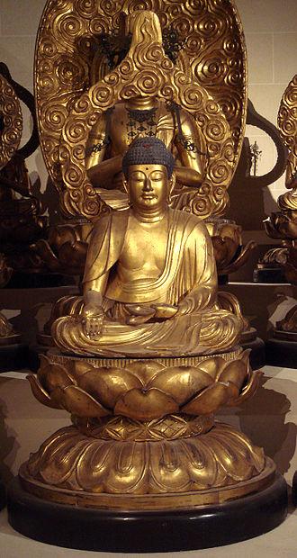 Ratnasambhava - Hōshō Nyorai/ Ratnasambhava