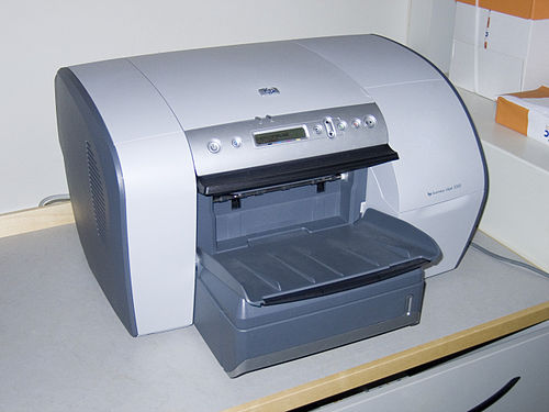 HP business inkjet3000 工作組級噴墨印表機
